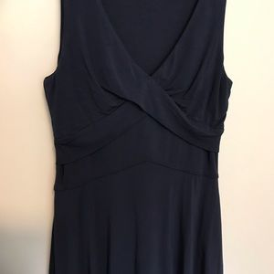 Cute Dress by Tart size Medium Navy Blue